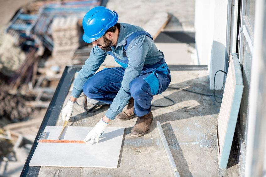 dlazba na balko, jak na balkon dat dlazbu, leveling system na balkon, vyrovnvaci system na dlazbu, levelys
